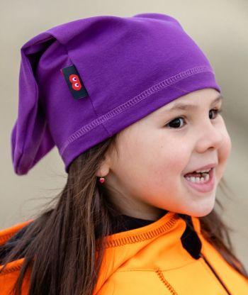 Oversize Baggy Hat Reflex Intense Purple