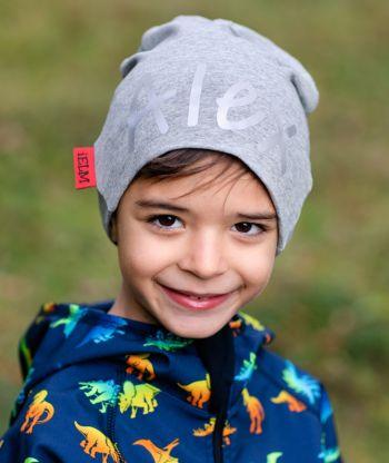 Baggy Hat Reflex Grey