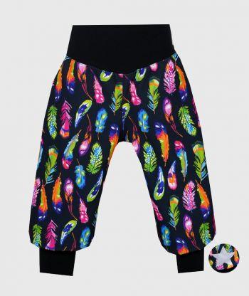 Waterproof Softshell Pants Feathers
